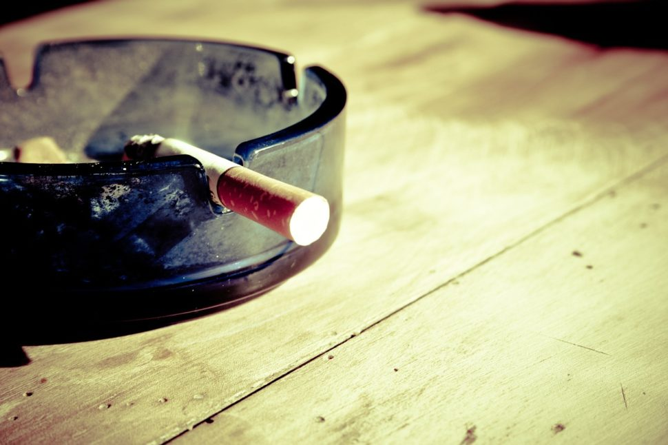 Quitting smoking is one of the hardest things you can do. Now, new research shows a way to help stave off those cravings. ¦ markusspiske / Pixabay