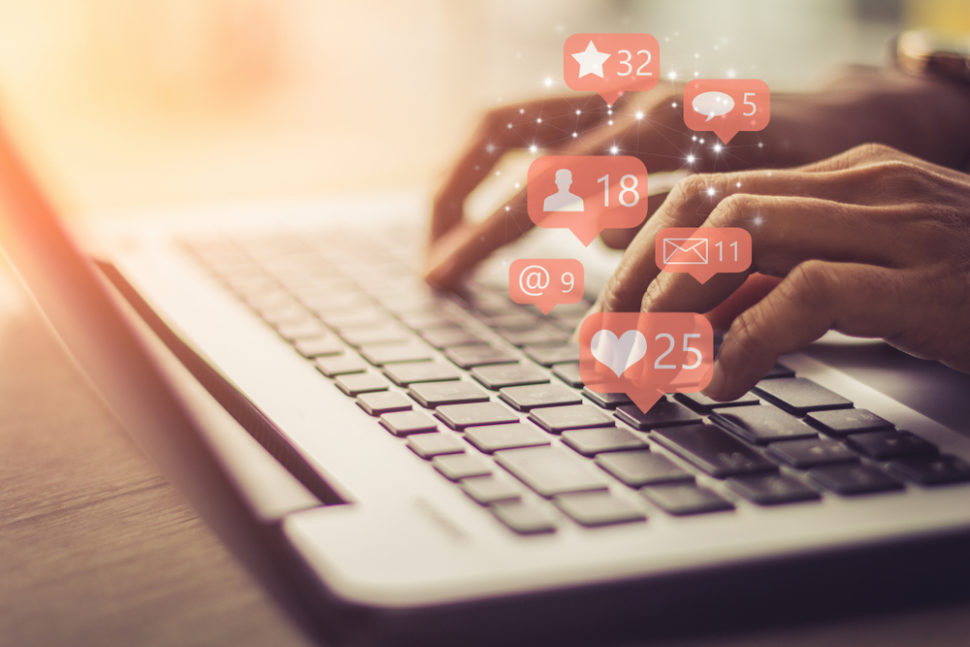 When it comes to online presence, hiring a digital marketing agency is the easiest way to improve your online standing. ¦ 13_Phunkod / Shutterstock.com