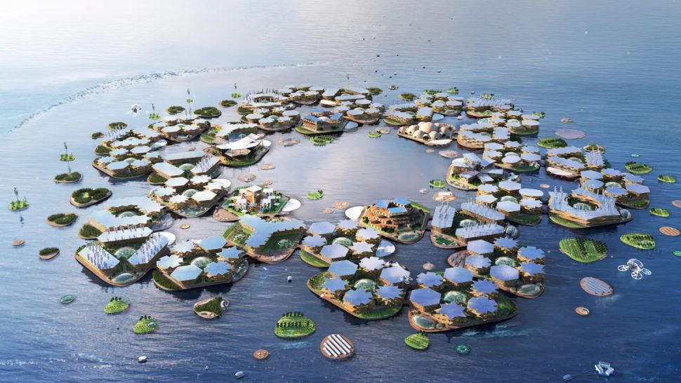 Image via the Bjarke Ingels Group