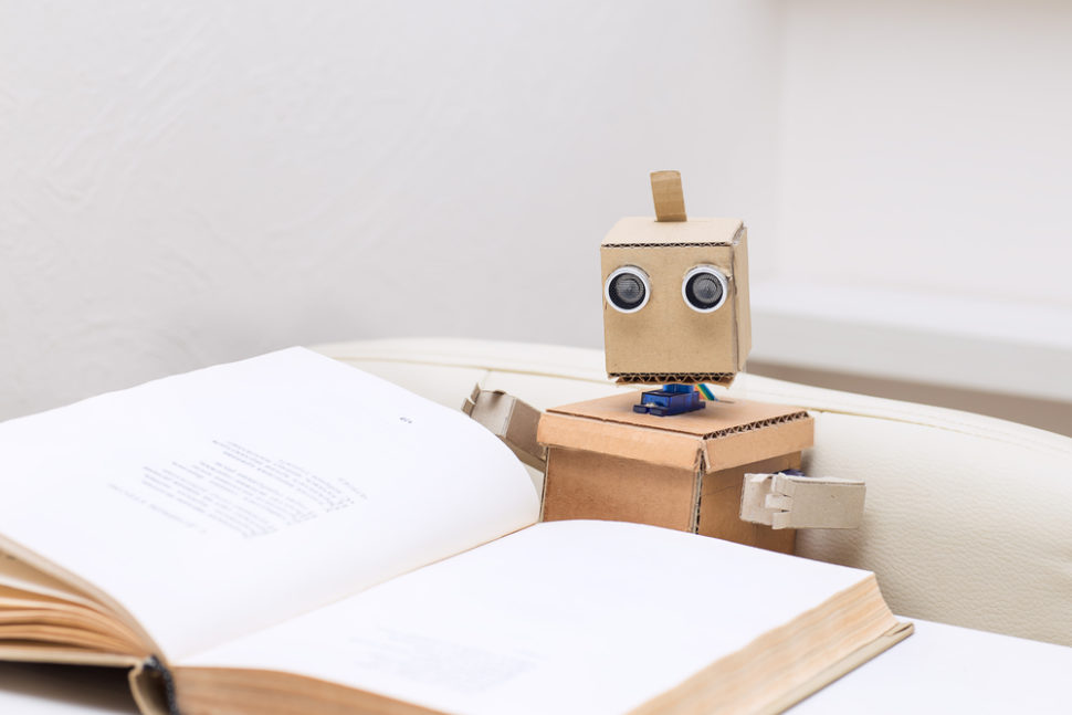 This new form of machine learning could help scientists sift through millions of academic papers in a matter of hours. ¦ Bas Nastassia / Shutterstock.com