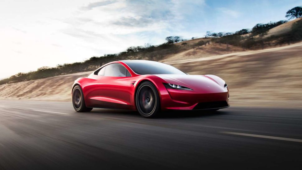 The Tesla Roadster may be one of the most famous electric cars in the world right now, but it's not the only one that can reach ludicrous speeds. ¦ Image via Tesla