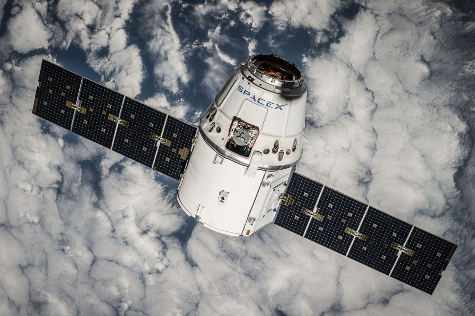 SpaceX-Imagery / Pixabay.com
